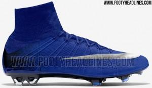 Nike Mercurial CR7 Deep Blue