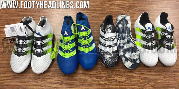 Adidas X Voetbalschoenen 2016-2017