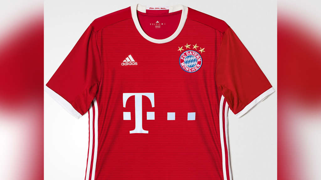 Bayern Munchen shirt thuis 2016-2017