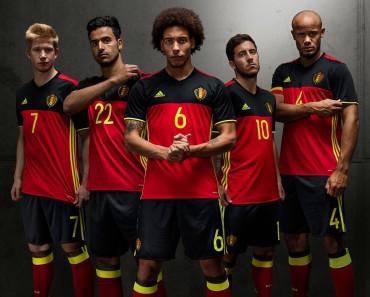 belgië euro 2016 thuisshirt