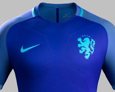 Nederlands Elftal Voetbalshirtje 2016-2017