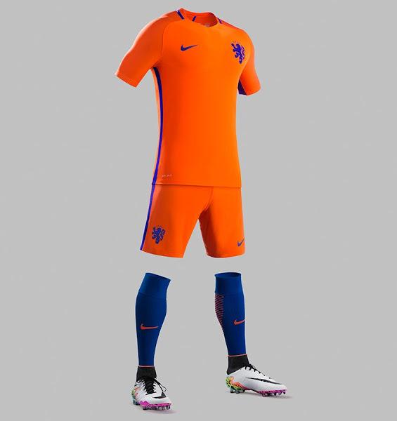 Nederlands elftal shirt wk 2018