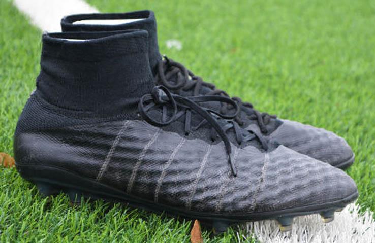 Nike Voetbalschoenen Met Sok Wit nikesneakersdamessale.nl