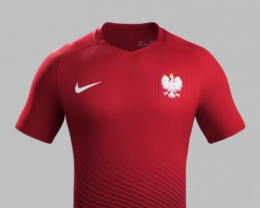 Polen thuisshirt euro 2016