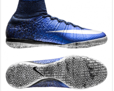 Top 5 zaalvoetbalschoenen met sok -CR7