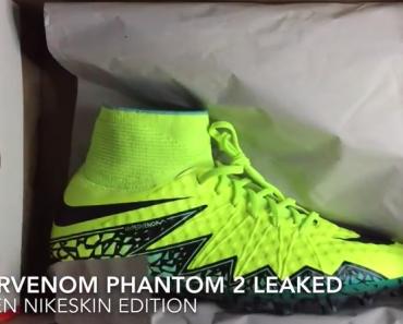 Nike Hypervenom Phantom II Euro 2016