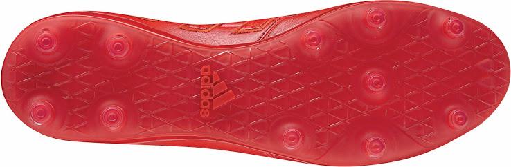 Rode adidas 16.1 gloro voetbalschoenen