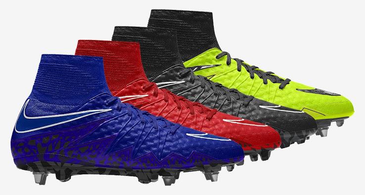 ontwerp eigen voetbalschoenen