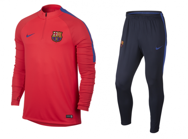 FC Barcelona trainingspak 2016-2017