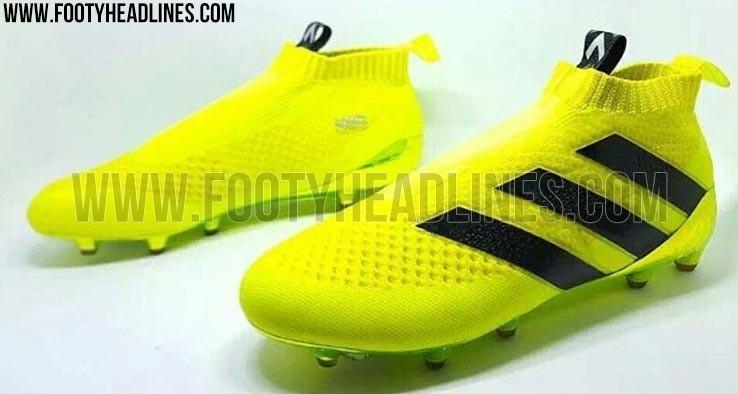 Felgele Adidas Ace 16+ Purecontrol