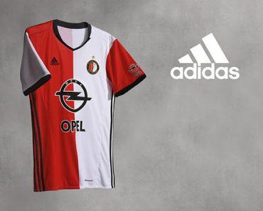 Feyenoord Thuisshirt 2016-2017