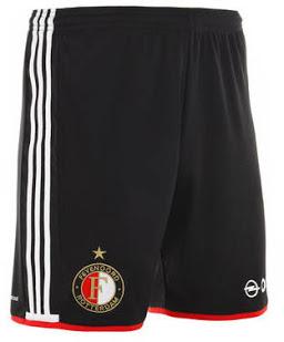 Feyenoord thuisbroekje 2016-2017