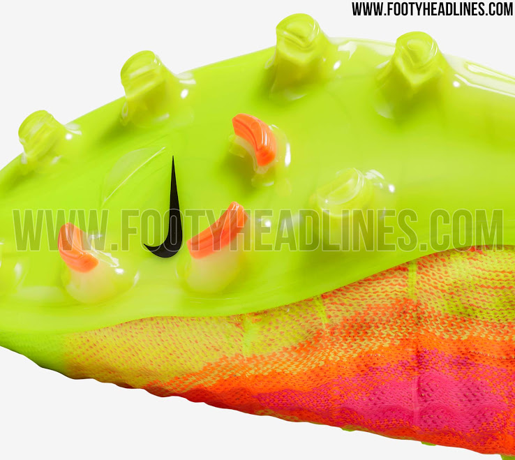 Nike magista Obra II onderkant 2016