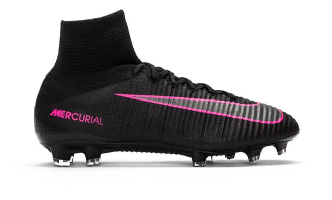 Nike mercurial vapor X zwart