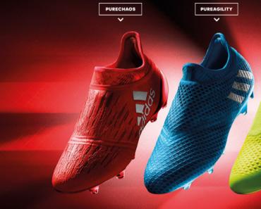 Adidas speed of light pack voetbalschoenen