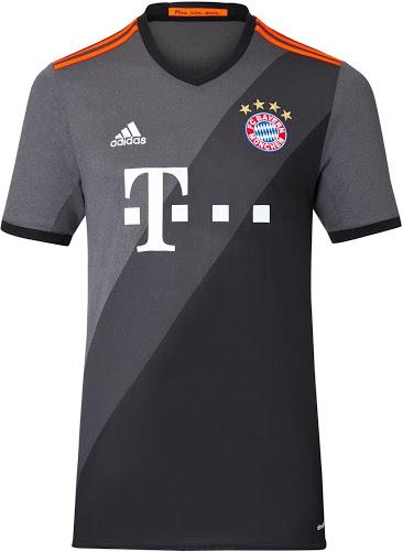 Bayern Munchen uitshirt 2016-2017