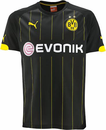 Borussia Dortmund Tenue 2016-2017