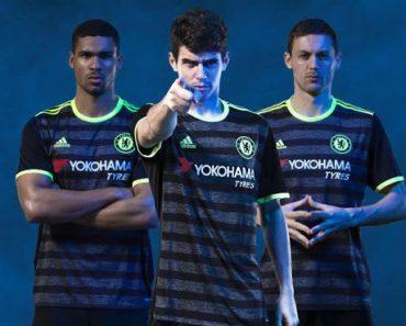 Chelsea uitshirt 2016-2017