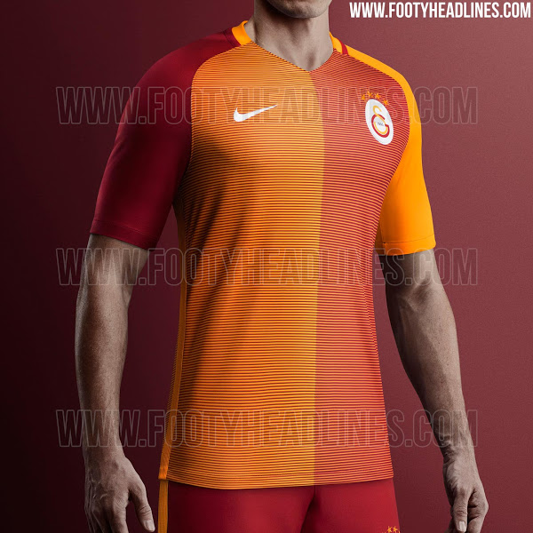 Galatasaray thuisshirt 2016-2017