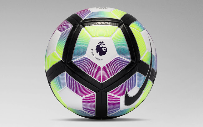 Nieuwe Nike bal Premier league 2016-2017
