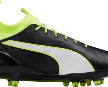 Puma voetbalschoenen met sok