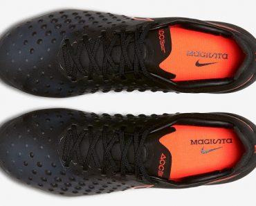 Zwarte Nike Magista met bultjes