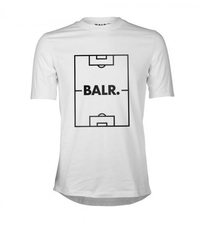 Balr Shirt voetbalveld