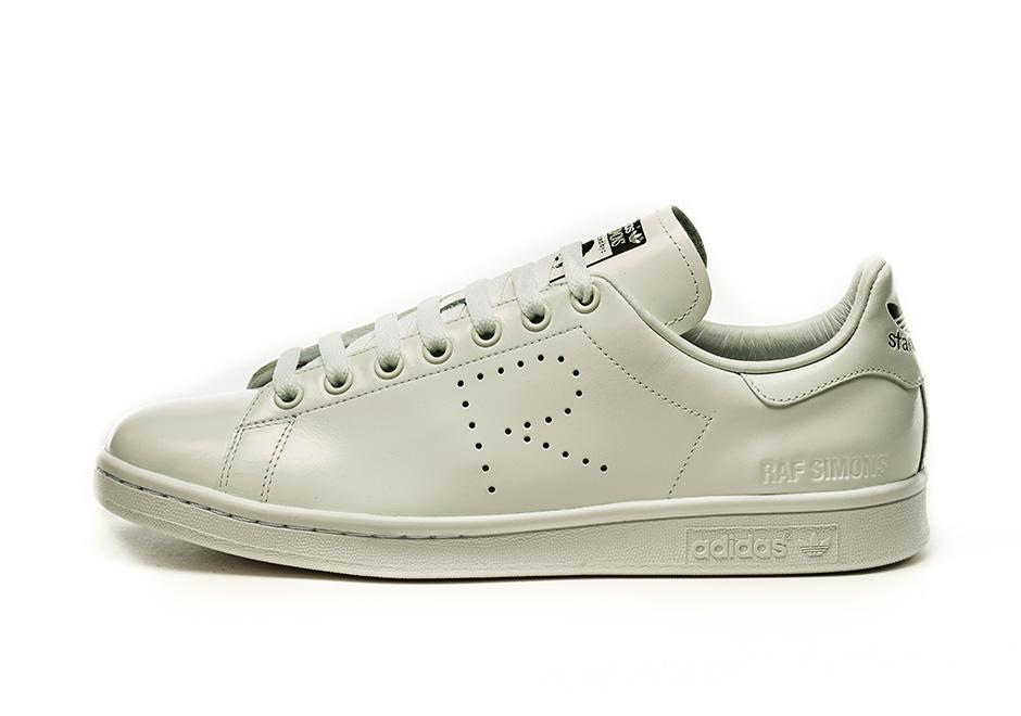 witte adidas sneakers herfst 2016 raf simons