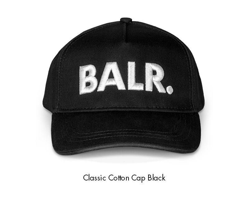 BALR cap zwart