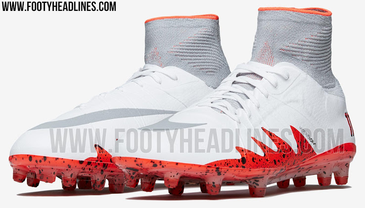 Nike Hypervenom Phantom II Neymar en Jordan voetbalschoenen