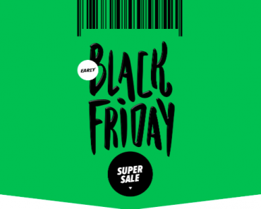 Black friday voetbalshirt 2016