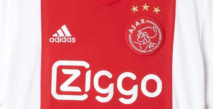 Ajax thuisshirt 2017-2018