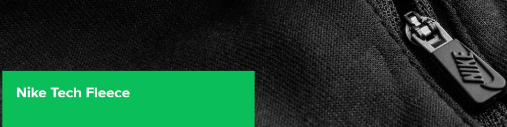 Nike tech fleece broek