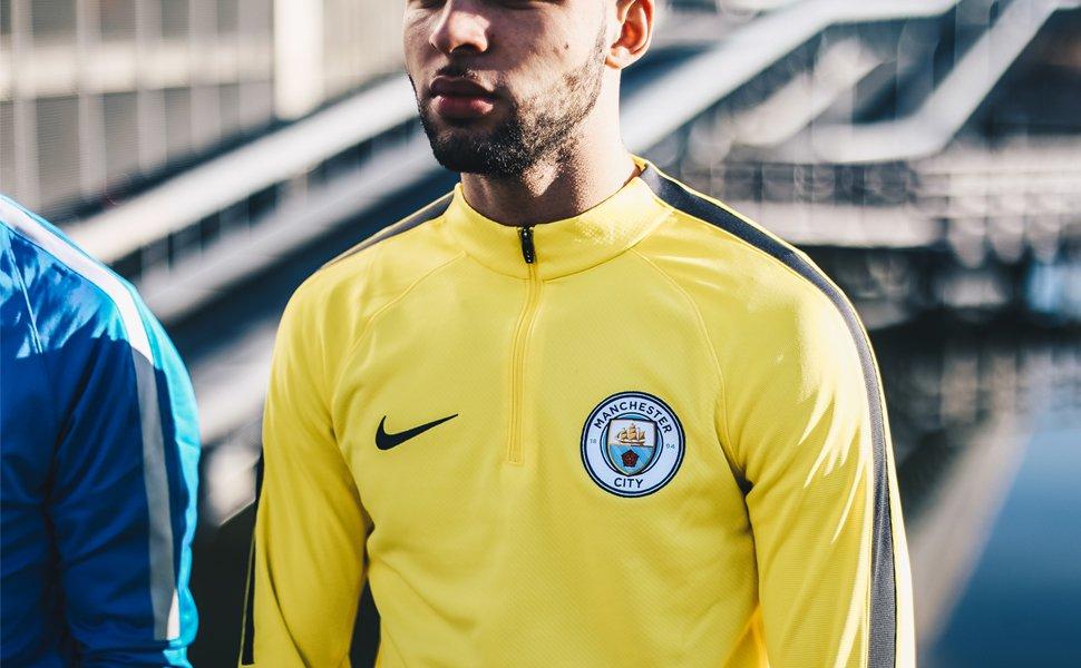 man city Shield Strike Nike Drill