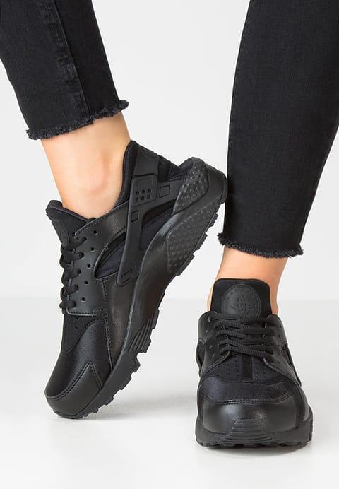 zwarte Nike Huarache dames