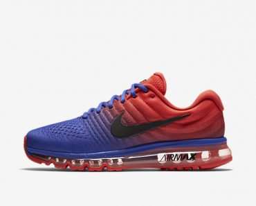 Nike Air Max 2017 - Gekleurd