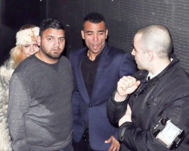 ashley cole dronken