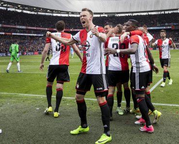 Feyenoord Jorgensen