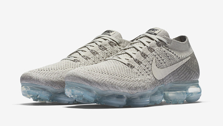 Nike air vapormax pale gray