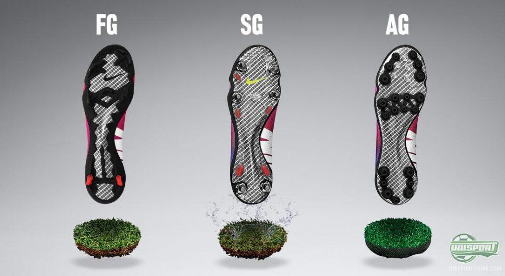 soorten voetbalschoenen 2018