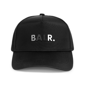 BALR. Classic Oxford Cap Black