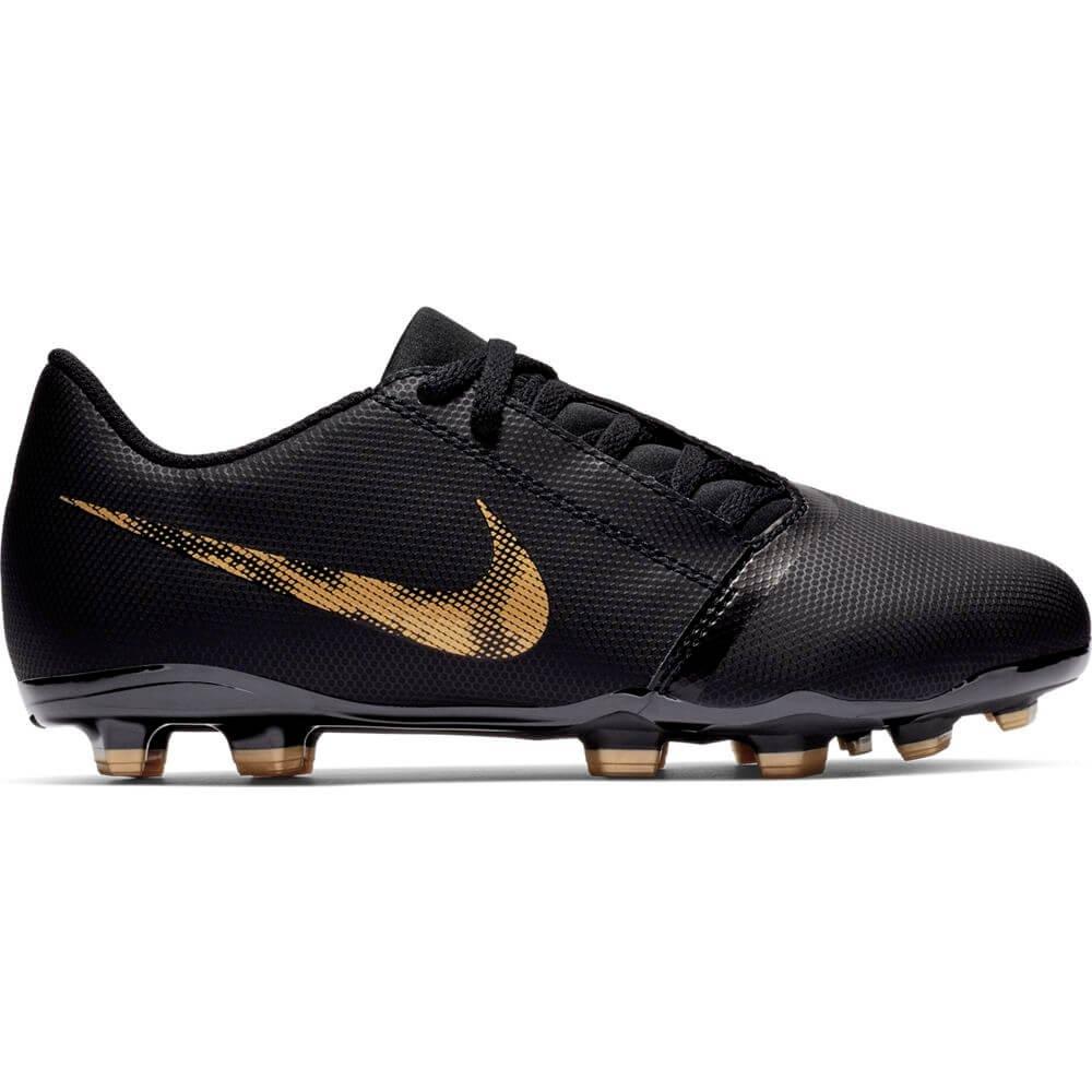 d7cf3ac9a95 Nike PHANTOM VENOM CLUB FG Voetbalschoenen Kids Zwart Goud ...
