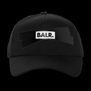 BALR. Tape Logo Cap Black