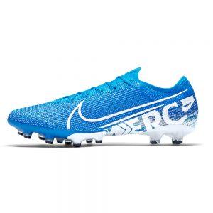 Nike Mercurial Vapor 13 ELITE AG Voetbalschoenen Blauw Wit Blauw