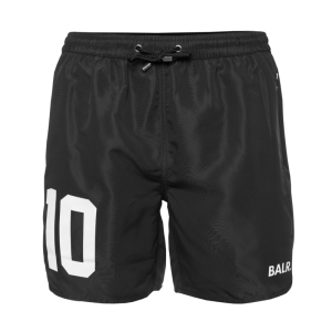 BALR. 10 Swim Shorts Black