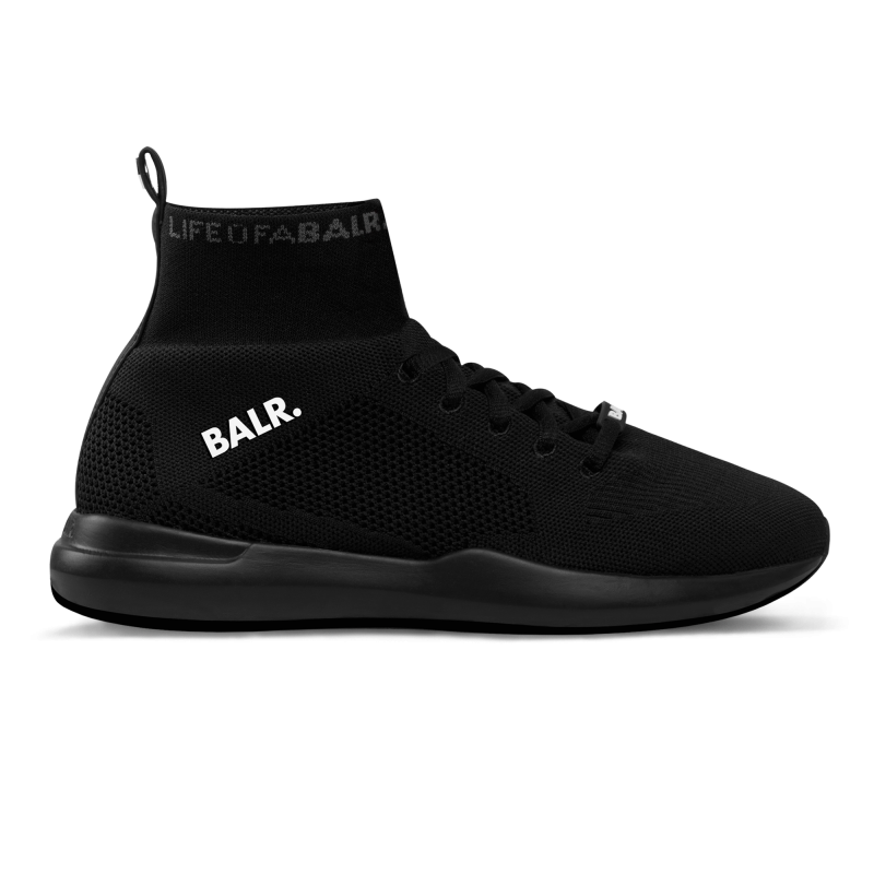 BALR. EE Premium Sock Sneakers V3 Black