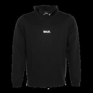 BALR. Q-Series Classic Hoodie Black