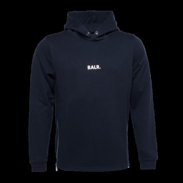 BALR. Q-series Classic Hoodie Navy Blue