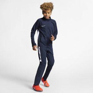 Nike Dri-FIT Academy Voetbaltrainingspak voor kids - Blauw