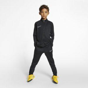 Nike Dri-FIT Academy Voetbaltrainingspak voor kids - Zwart